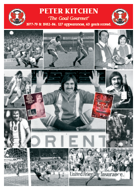 Peter Kitchen Orient Football Club